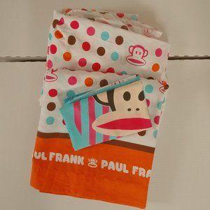 Paul and Frank twin sheet set